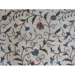 Fabric Tech Multicolor on Sweet Pine Cotton DucK Home & Kitchen