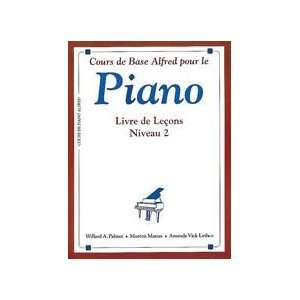 Alfreds Basic Piano Course French Edition Lesson Book 2