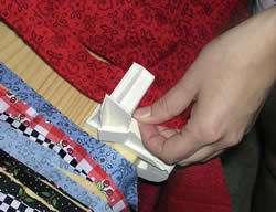Strip it tool plastic fabric cutter make fabric strips