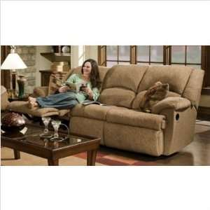 Simmons Upholstery 50632 Worcester Double Reclining Sofa Furniture