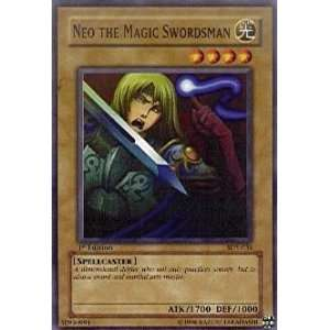 YuGiOH Starter Deck Yugi Neo the Magic Swordsman SDY 035