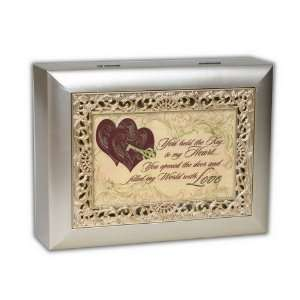 Music Jewelry Box For Valentines Day From Cottage Garden You Light Up