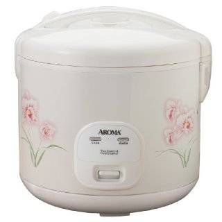 Aroma ARC 1266F 12 Cup (Cooked) Rice Cooker and Food Steamer