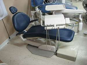 Adec Decade 1021 Radius Dental Chair Pkg w/Unit, Asst Pkg NEW Adec