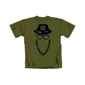 Loud Distribution   Run Dmc   Uniform T Shirt Colour (M) Music
