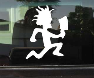 HATCHET MAN ICP 8 INCH VINYL DECAL / STICKER