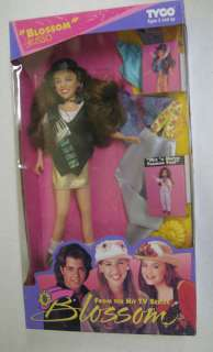 Blossom Russo Tyco fashion Doll from TV Show MIB