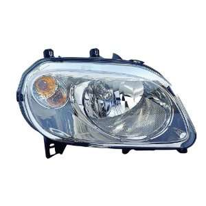 1140L AS7C Chevrolet HHR Driver Side Replacement Headlight Assembly