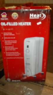 New Heat Essential Oil Filled Electric Heater New Electric Heater