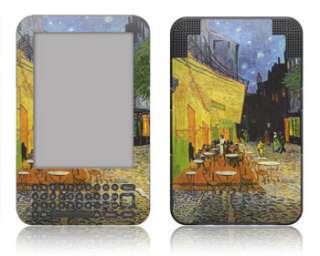 Kindle 3 / Keyboard Skin Case Cover Decal