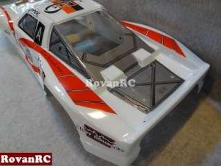 Terminator Truck Body Painted, Precut fits HPI Baja 5T, 5SC, T1000