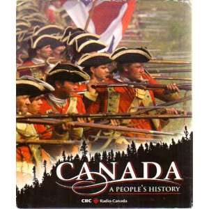 CANADA  A PEOPLES HISTORY by CBC/RADIO CANADA (BOXED SET
