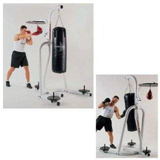 Century Heavy Bag and Speed Bag Platform (X Large, Black)