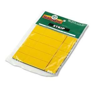 Magna Visual  Magnetic Write On/Wipe Off Pre Cut Strips