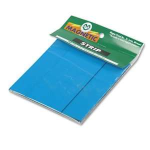 Magna Visual® Magnetic Write On/Wipe Off Pre Cut Strips 2