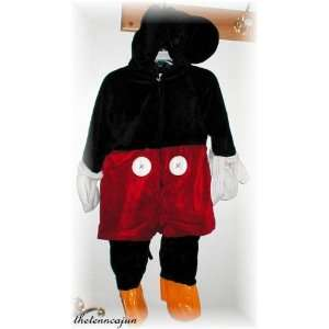 Disney Mickey Mouse Baby Boy Costume Sz 12 Months Toys & Games