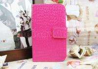 FOR SAMSUNG GALAXY ACE S5830 WALLET LEATHER CASE COVER SKIN POUCH
