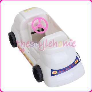 Club Car Golf Cart Vehicle Wheels Convertible for Barbie Doll