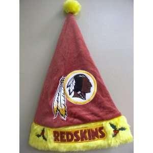 Washington Redskins NFL Santa Hat