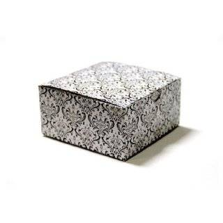 100 4x4x2 Cake Wedding Favors Boxes with Tuck Top: Home