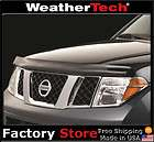 WeatherTech® Stone & Bug Deflector Hood Shield   Nissan Pathfinder