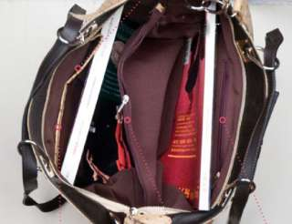 Genuine Leather Ladies Ostrich Purse Hobo Bag Handbag Tote Satchel