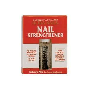 Natures Plus   Nail Strengthener, .25 oz liquid Beauty