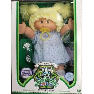 The Original 25 Anniversary Cabbage Patch Kids Doll   Nell
