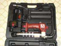 Alemite cordless 14.4 volt grease gun battery powered