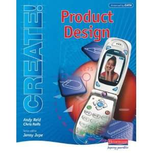 Create Product Design Student Book (9780435413019) Jenny