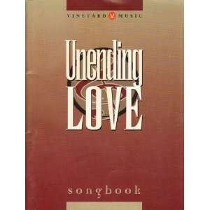 Unending Love: Transparency Masters, Guitar Chord Sheets: Books
