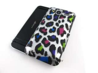 WILD LEOPARD HARD CASE FOR HTC EVO SHIFT 4G ACCESSORY