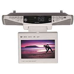 GE 75500 7 inch Spacemaker TV/ DVD/ Radio (Refurbished)  Overstock