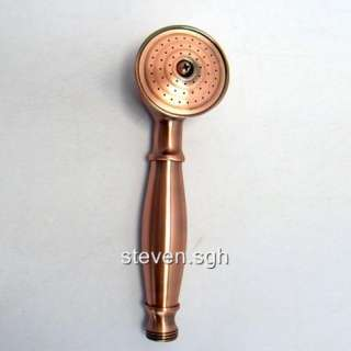 Antique Copper Telephone Bathroom Hand Held Shower