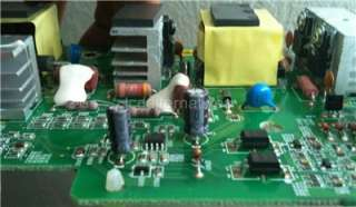 Repair Kit, Dell U2410, LCD Monitor, Capacitors, Not the entire board