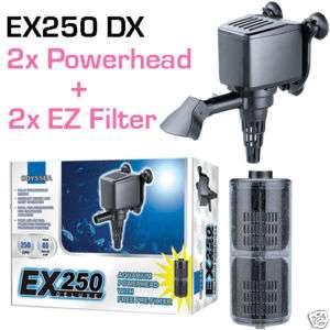 Powerhead 250 GPH Aquarium Water Pump Free Filter NEW
