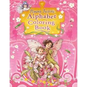 Fairies Alphabet Coloring Book, Barker, Cicely Mary Childrens Books