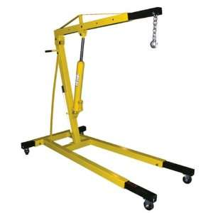 IHS EHN 40 T Heavy Duty Steel Fixed Will Shop Crane Engine Hoist with