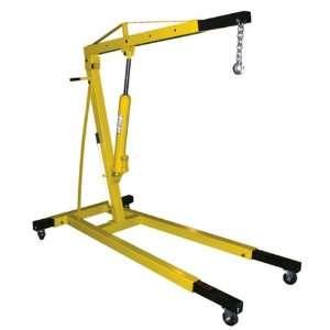 IHS EHN 40 T Heavy Duty Steel Fixed Will Shop Crane Engine Hoist with