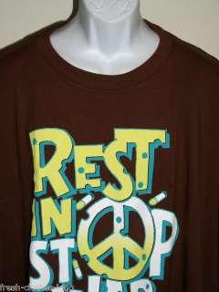 New AKADEMIKS 5XL Mens Rest Shirt 5X L R G Big & Tall