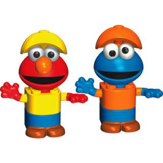 Sesame Street Building Set, Best Friends Building Blocks & Sets
