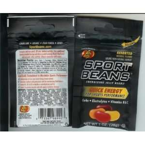 Jelly Belly Sports Beans 1 Oz. Pack  Grocery & Gourmet