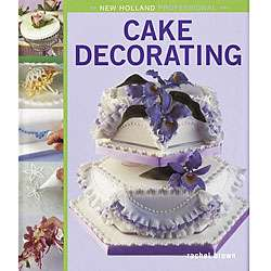 Publishing Cake Decorating Instructional Book  Overstock