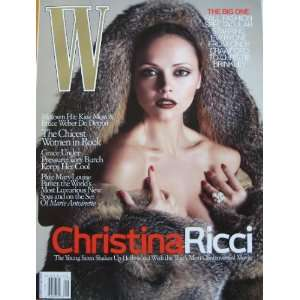 W Magazine (September, 2006) ADVANCE PUBLISHING Books