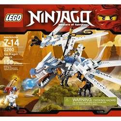 LEGO Ice Dragon Attack 2260