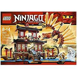 LEGO Ninjago Castle Fire Temple Toy Set (2507)