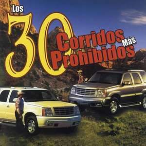 Los 30 Corridos Mas Prohibidos, Various Artists   Norteno