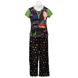 Disneys Wizards of Waverly Place Girls Pajama