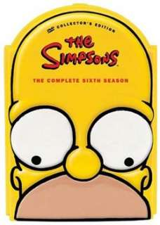 The Simpsons Complete Sixth Season (DVD)