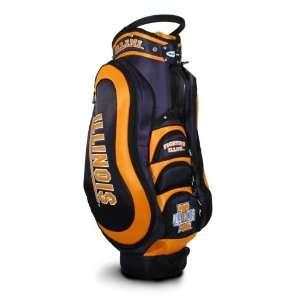 Illinois Fighting Illini Medalist Golf Cart Bag